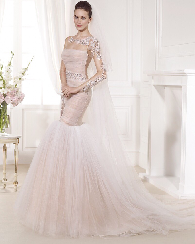Wedding Gowns  by Paris Dress - 028