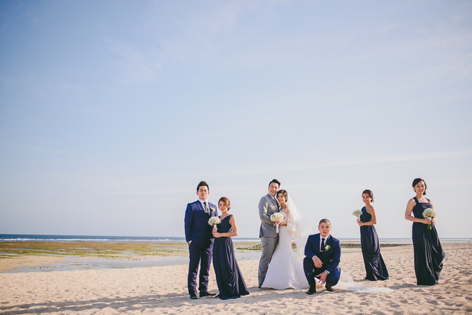 Andy & Vincentia Wedding by Gusde Photography - 016