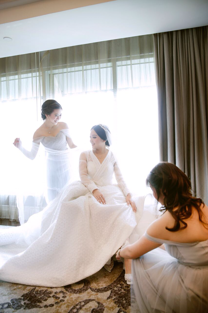 The Wedding of Mark Nah & Florencia Salim by AS2 Wedding Organizer - 004