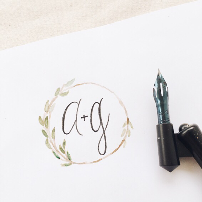 Botanical Suite by Meilifluous Calligraphy & Design - 010