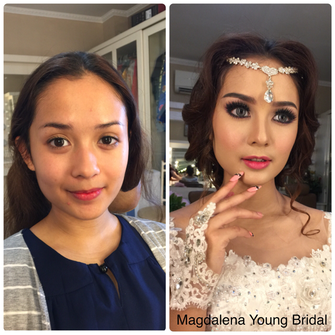 Makeup for Photo Shoot by Magdalena Young Bridal - 002