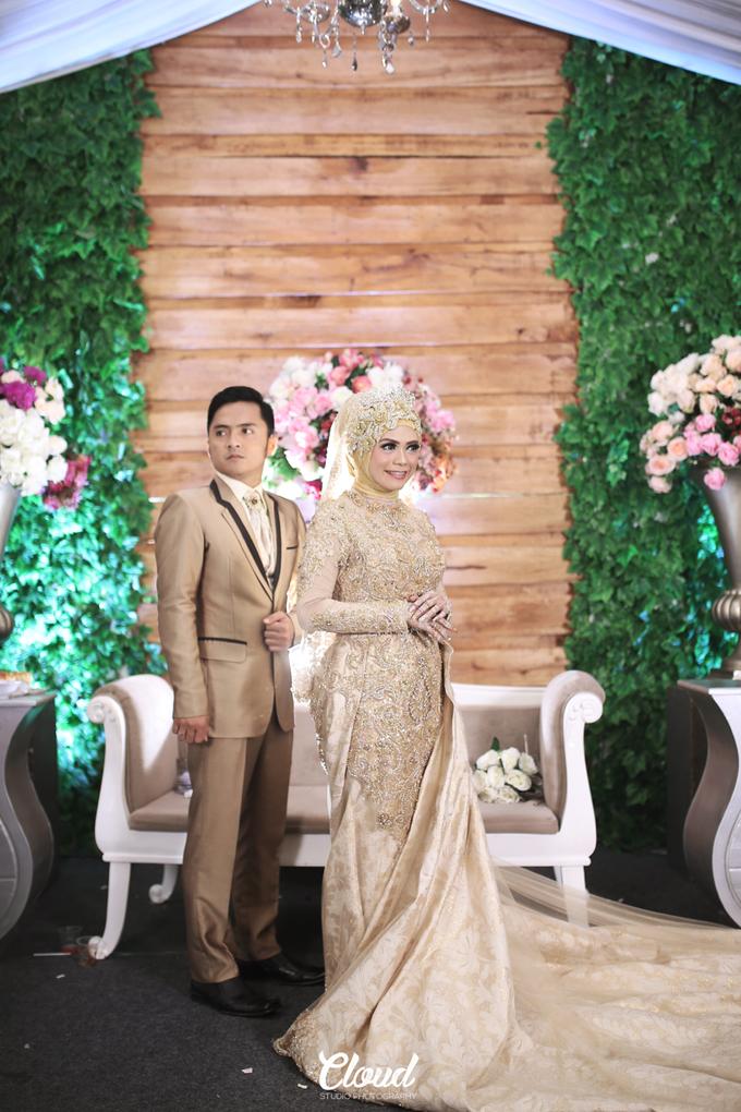 The Wedding of Tryssya + Luthfi by Cloud Studio - 004