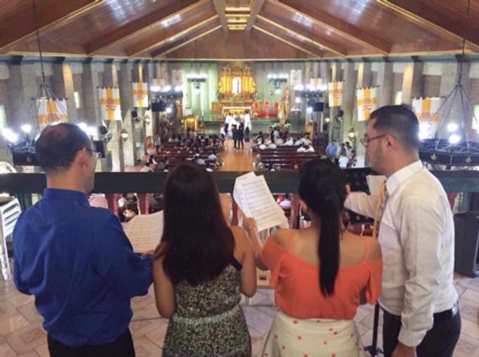 Ceremony: Escobillo-Diaz Nuptials by Perfect Fourth - 003