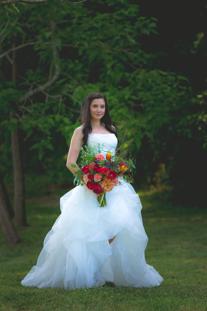 Southern summer wedding  by L&A Event Designs - 006