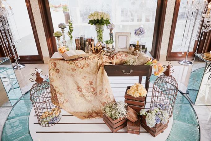 Classic elegant wedding 2015 by AiLuoSi Wedding & Event Design Studio - 006