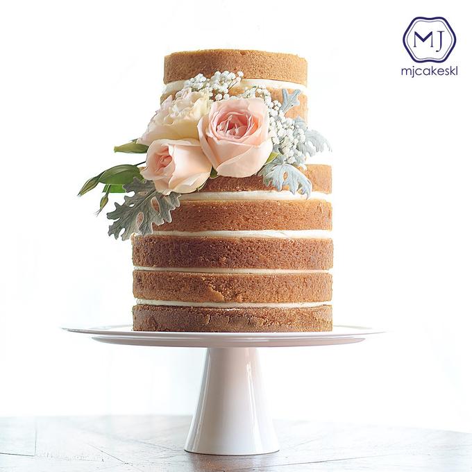 Wedding cakes by MJCakesKL - 008