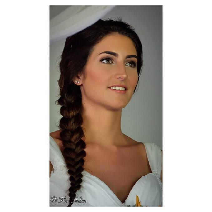 Clea and Augustine Wedding by Fikri Halim Makeup Artist - 002
