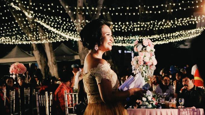 Balinese Wedding Reception of Ina & Dwipa by Tirza Zoraya - 009