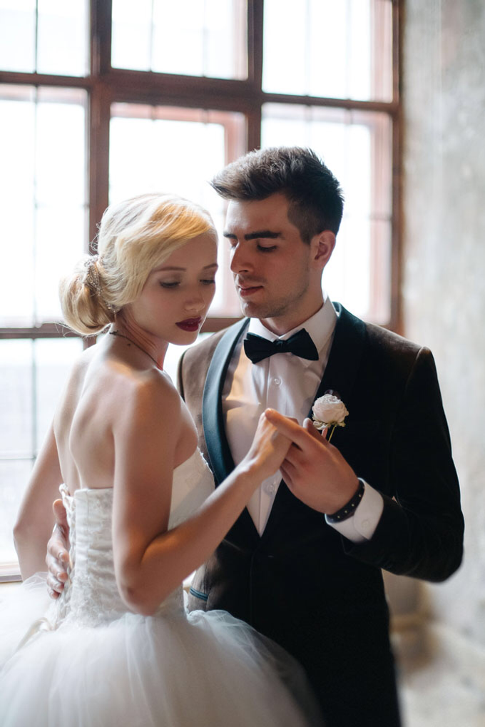 Marsala wedding by Aleksandra Sashina - 006