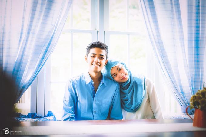 Prewedding Dimas & Shinta by AL_myname Photography - 001