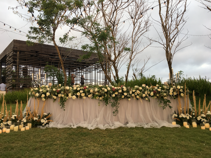 The Wedding of Jess & Alesando by Bali Eve Wedding & Event Planner - 010
