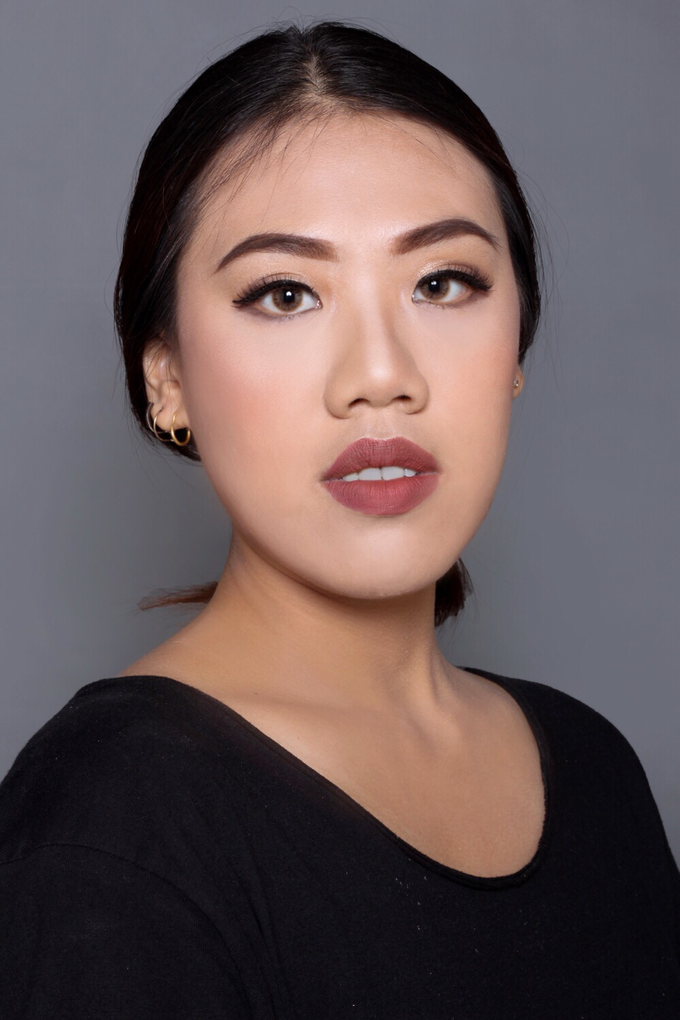 Beauty shoot by AyuAbriyantimakeupartist - 007