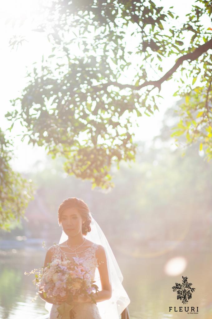 Sampran Village Thailand Wedding  by Fleuri - 016
