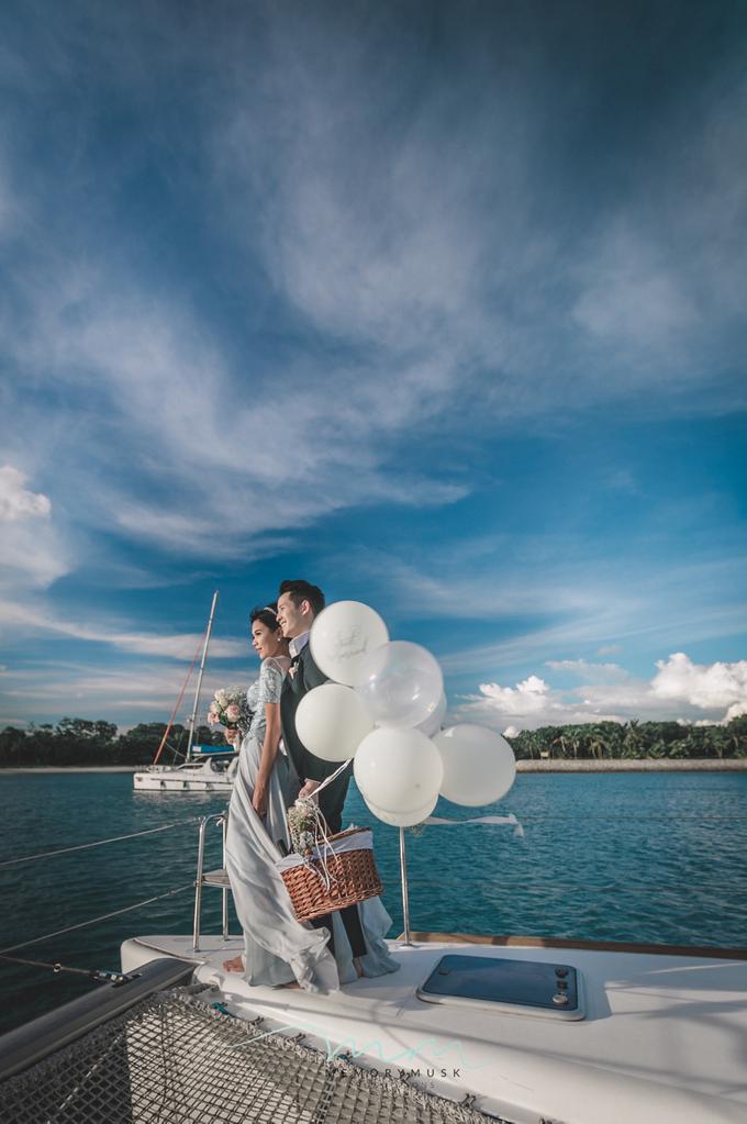 Yacht Pre Wedding by memorymusk - 006
