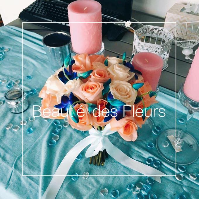 Tiffany Blue themed wedding  by Victoria - 004