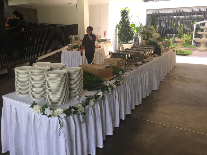 Wedding of Min Kok & Ros by Royal Catering Services Pte Ltd - 005