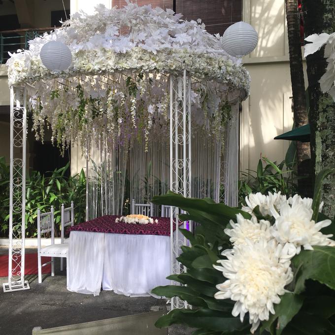 The Wedding of Natalia & Hendri by MASON PINE HOTEL - 006