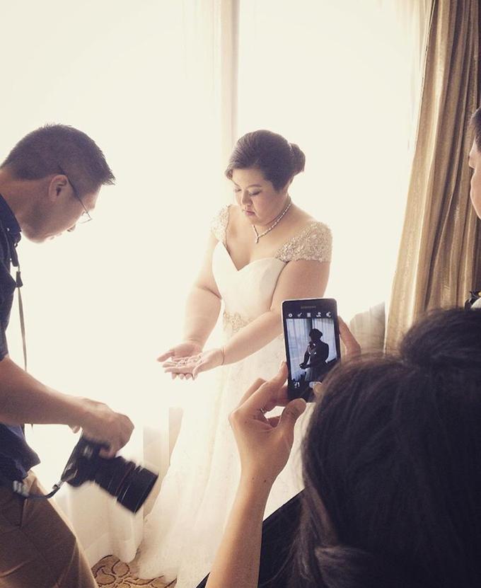 PLUS SIZE WEDDING DRESS by TS BRIDAL BALI - 003