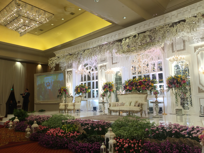 Wedding Adiva & Harun-Grand daughter Elvy Sukaesih by The Ritz-Carlton Jakarta, Mega Kuningan - 002