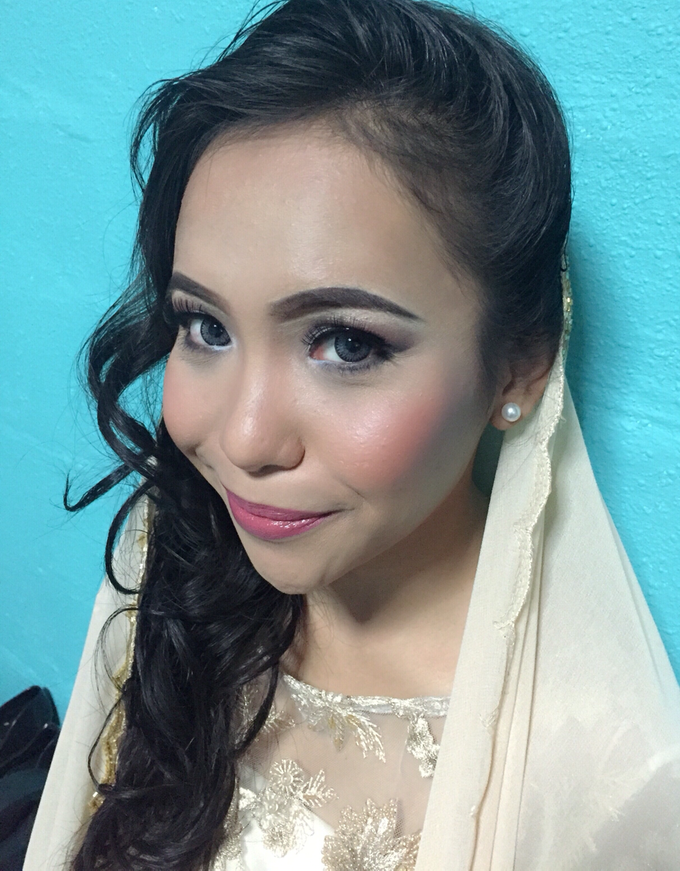 Bridal Makeup by Sketch Velvet - 023
