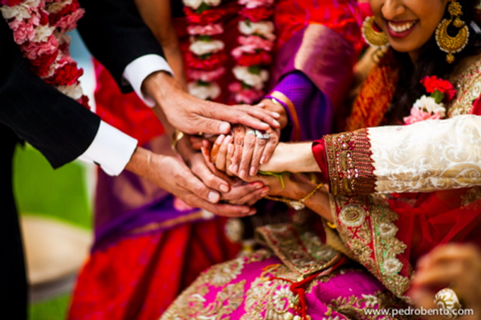 Indian Wedding by My Fancy Wedding - 012