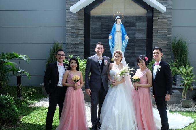The Wedding of Christian & Monic  by Niken Xu Makeup Artist - 006