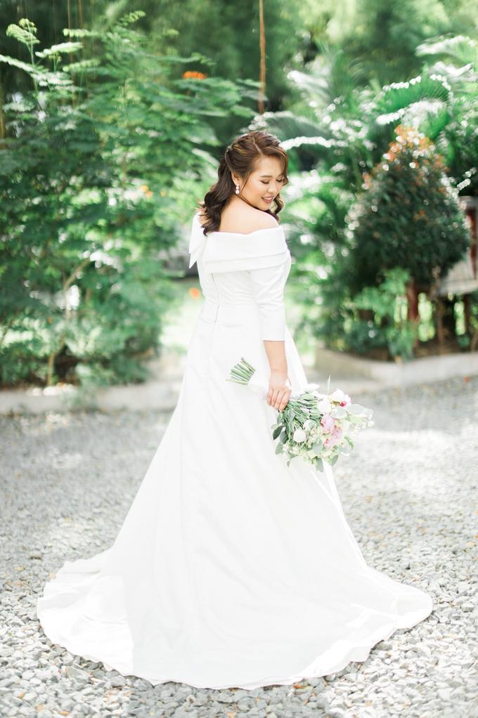 Bridal Makeup for Mhel  by GJ Esguerra Photography - 004