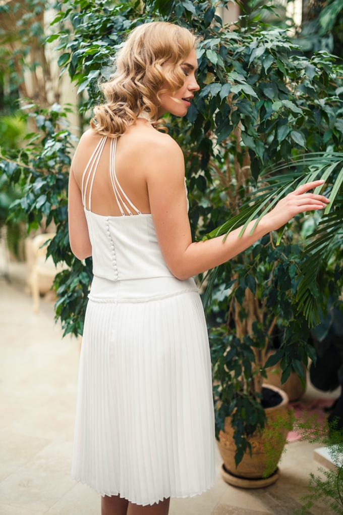 """My Little Bird"" Wedding Dresses Collection  by APILAT - 005"