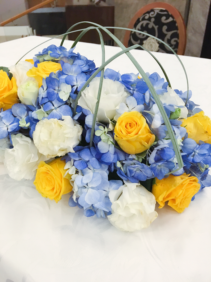 Flowers for Events & Weddings by A. Floral Studio - 021