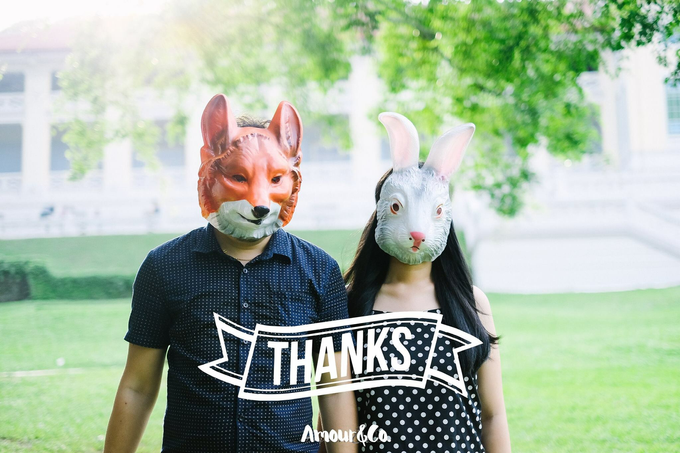 When Foxxy gets Bunny  by Amour & Co. - 001
