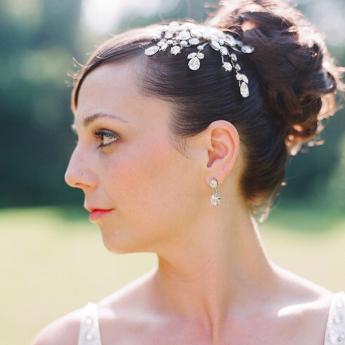 Wedding Updo's by The Backpackingstylist - 001