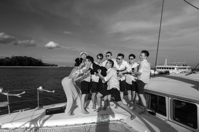 Yacht Pre Wedding by memorymusk - 005
