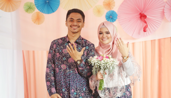 Flower Engagement by Benangsari Flower Studio - 003