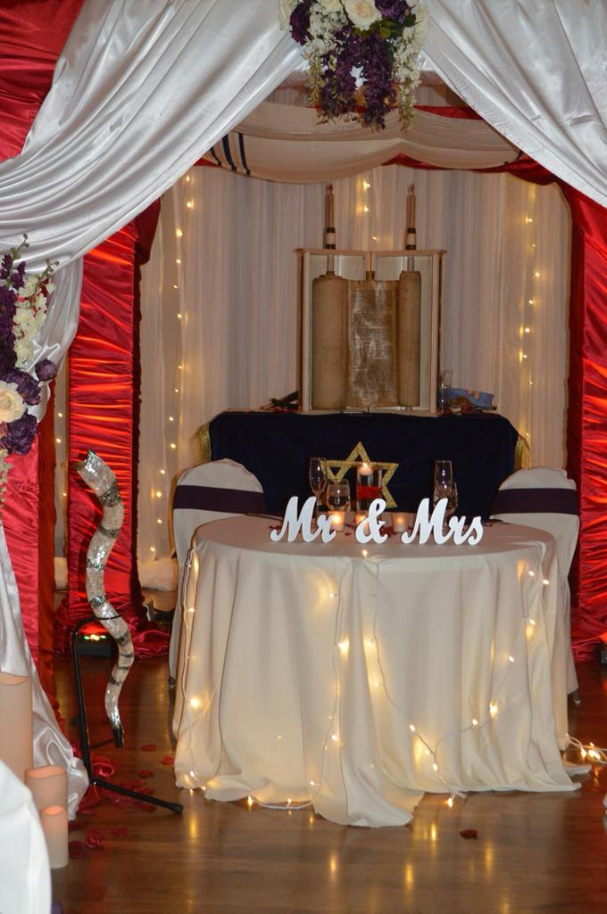 Romantic Jewish Wedding  by Always Adore - 006