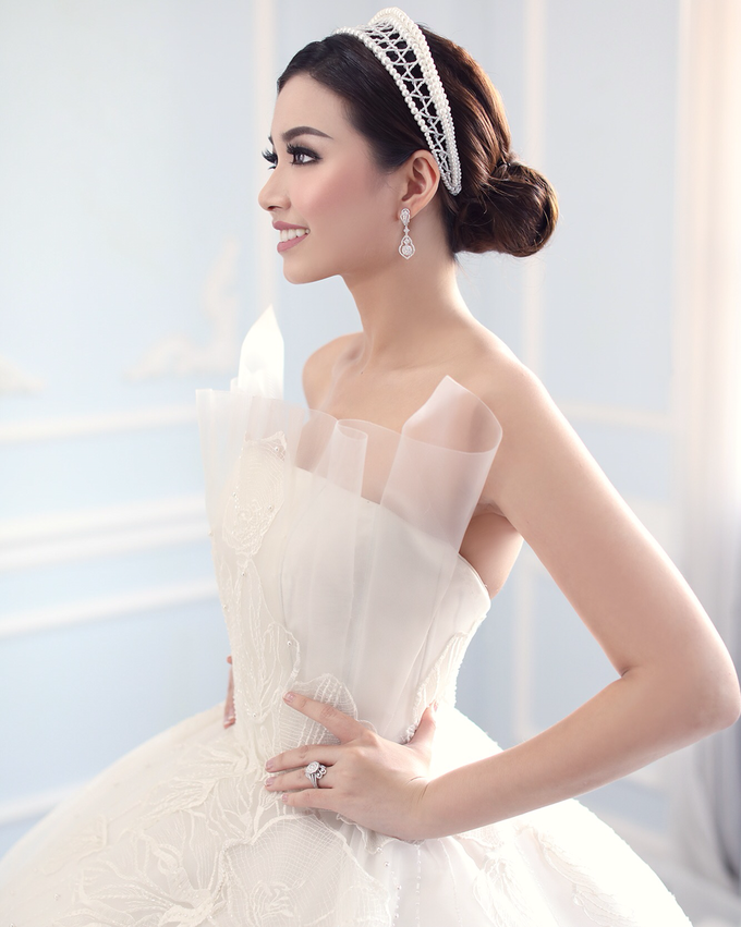 Mg Wedding Dress by UTOPIA STUDIO - 001