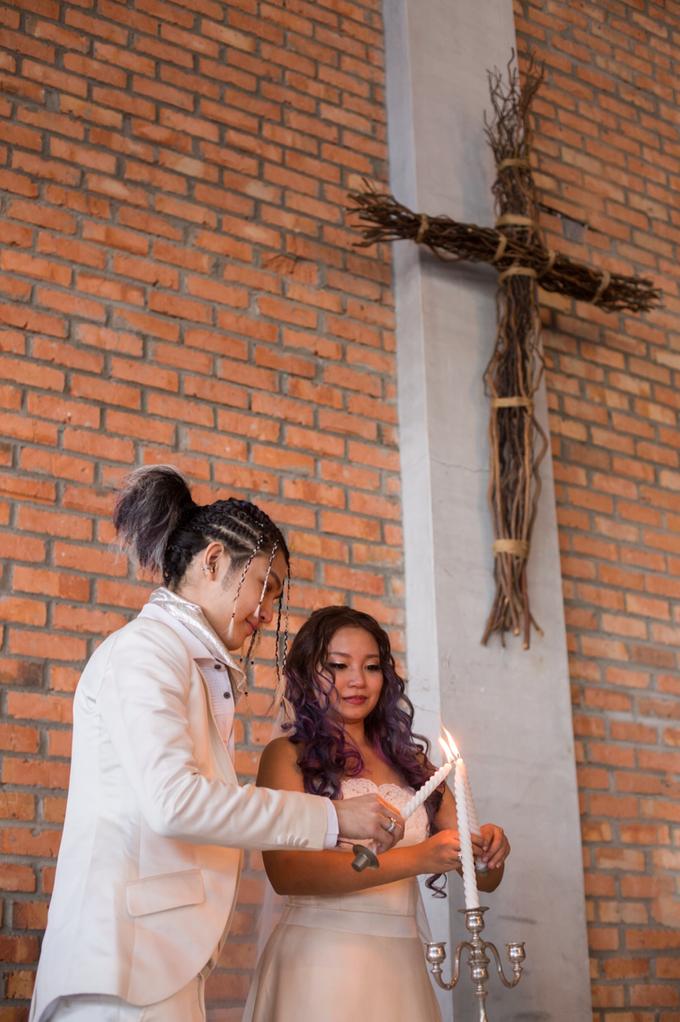 Church Wedding - Koujee+Faye by Nix Studio - 004