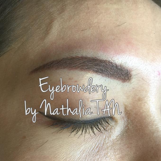 Eyebrow Embroidery  by Nathalia TAN Makeup Artist - 001