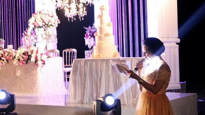 Balinese Wedding Reception of Ina & Dwipa by Tirza Zoraya - 005