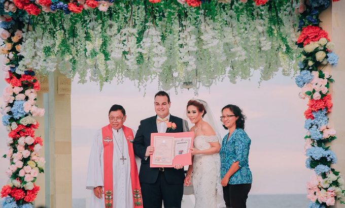 The Wedding of Mel & Nick by Bali Eve Wedding & Event Planner - 007