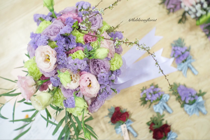 May Bridal Bouquets by La Bloom Florist - 002
