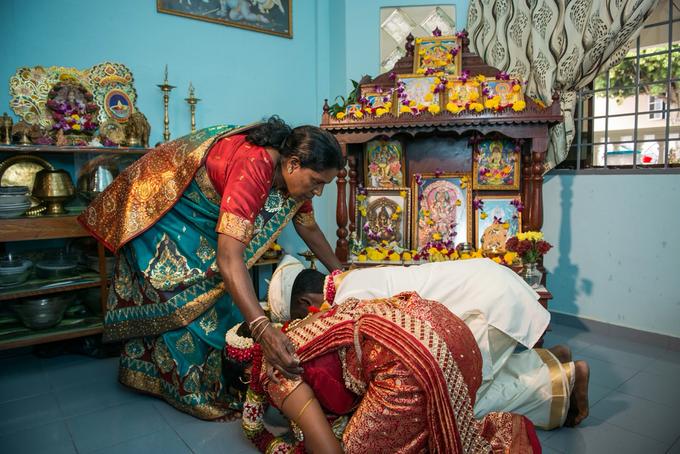 Kumaran & Rathinee Indian Wedding Ceremony by Jamaze Gallery - 016
