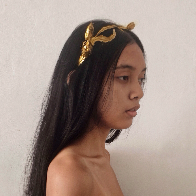 Wedding Hairpiece by LITANY - 018