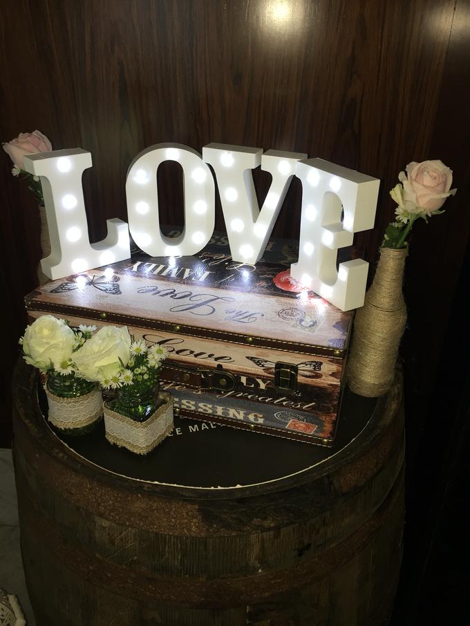 Rustic theme wedding event by ilmare Wedding - 008