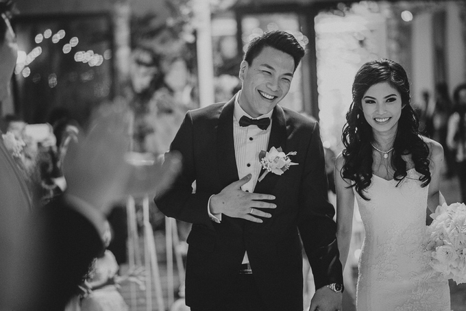 Andy & Vincentia Wedding by Gusde Photography - 023