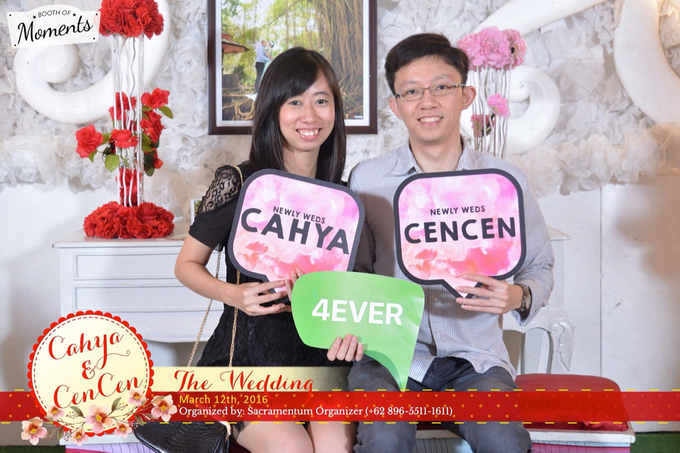 Cahya & Cencen Wedding by Booth of Moments - 003