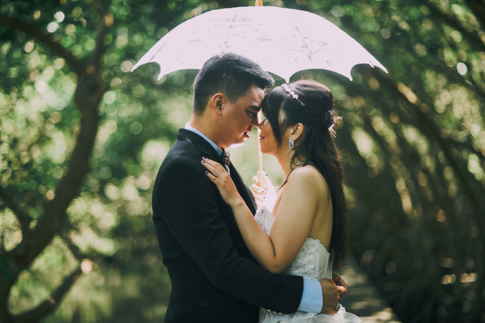 Pre-Wedding of Hendra and Sherly  by De Photography Bali - 008