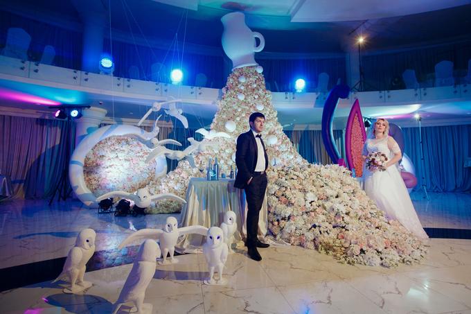 We can fly away by Wedding planner Oksana Bedrikova - 019