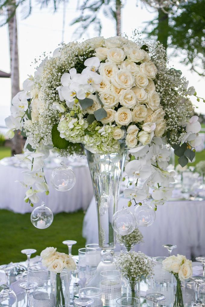 White fairy tale 2016 by AiLuoSi Wedding & Event Design Studio - 007