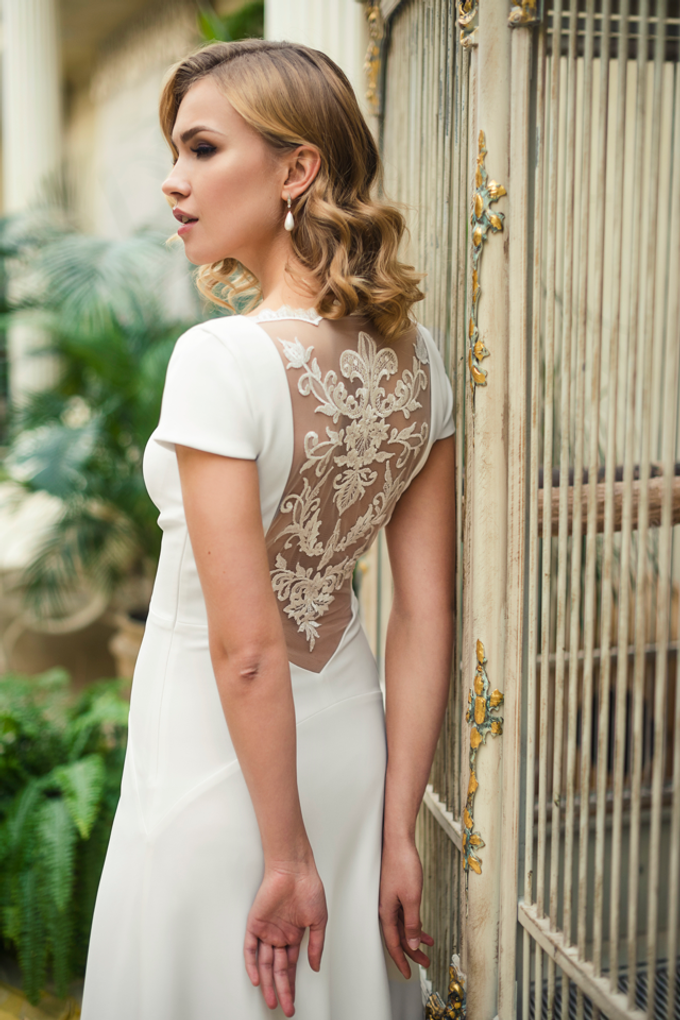 """My Little Bird"" Wedding Dresses Collection  by APILAT - 010"