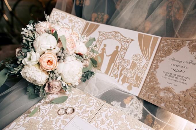 Neoclassic wedding by Wedding planner Oksana Bedrikova - 005